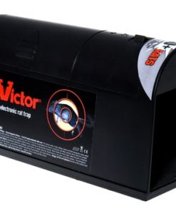 Victor elektronisk rottefælde